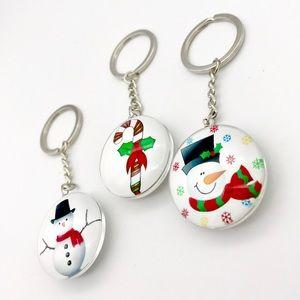 Bundle 3 Christmas Keychains New